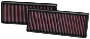 Filtr powietrza wkładka K&N MERCEDES BENZ CL63 AMG 5.5L - 33-2474