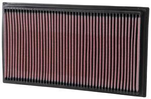 Filtr powietrza wkładka K&N MERCEDES BENZ CLK55 AMG 5.5L - 33-2747