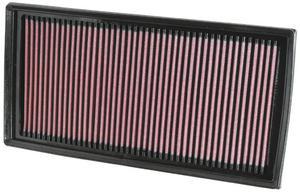 Filtr powietrza wk�adka K&N MERCEDES BENZ CLK63 AMG 6.3L - 33-2405