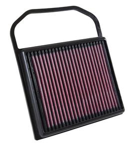 Filtr powietrza wkładka K&N MERCEDES BENZ GLE450 AMG 3.0L - 33-5032 - 2827994793