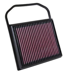 Filtr powietrza wkładka K&N MERCEDES BENZ GLE500e 3.0L - 33-5032