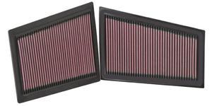 Filtr powietrza wk�adka K&N MERCEDES BENZ ML350 3.0L Diesel - 33-2940