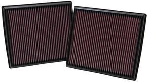 Filtr powietrza wk�adka K&N MERCEDES BENZ ML450 4.0L Diesel - 33-2973