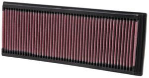 Filtr powietrza wkładka K&N MERCEDES BENZ S350 3.7L - 33-2181