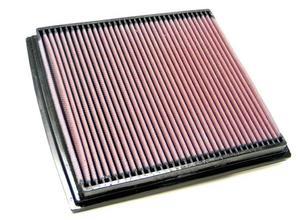 Filtr powietrza wkładka K&N MERCEDES BENZ S400 4.0L Diesel - 33-2205