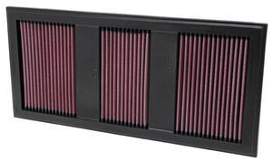 Filtr powietrza wkładka K&N MERCEDES BENZ S400 Hybrid 3.5L - 33-2985