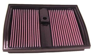 Filtr powietrza wkładka K&N MERCEDES BENZ S600 5.8L - 33-2217