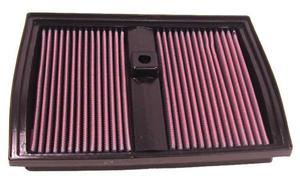 Filtr powietrza wkładka K&N MERCEDES BENZ S63 AMG 6.3L - 33-2217