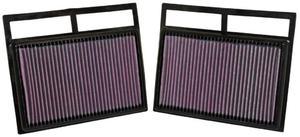 Filtr powietrza wk�adka K&N MERCEDES BENZ SL600 5.5L - 33-2412