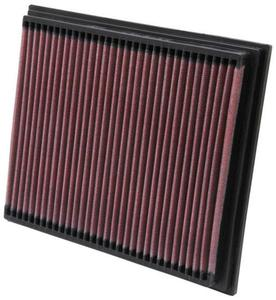 Filtr powietrza wkładka K&N MERCEDES BENZ SLK200 Kompressor 2.0L - 33-2767