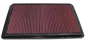 Filtr powietrza wkładka K&N MITSUBISHI Pajero III 3.5L Diesel - 33-2164