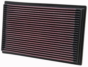 Filtr powietrza wkładka K&N NISSAN Navara 2.5L Diesel - 33-2080
