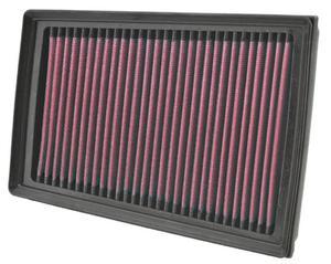 Filtr powietrza wkładka K&N NISSAN Qashqai 1.6L Diesel - 33-2944