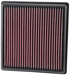 Filtr powietrza wkładka K&N OPEL Adam 1.4L - 33-3011