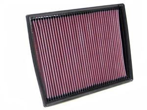 Filtr powietrza wk�adka K&N OPEL Astra H 1.4L - 33-2787