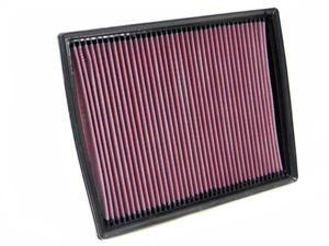 Filtr powietrza wk�adka K&N OPEL Zafira II 1.6L - 33-2787