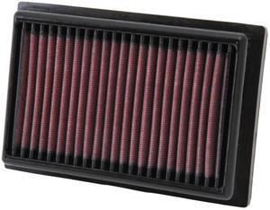 Filtr powietrza wkładka K&N PEUGEOT 108 1.0L - 33-2485