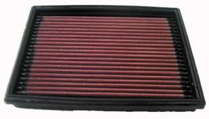 Filtr powietrza wkładka K&N PEUGEOT 206 1.9L Diesel - 33-2813