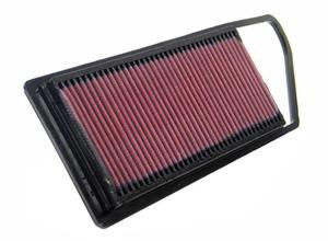 Filtr powietrza wkładka K&N PEUGEOT 206 1.4L Diesel - 33-2840