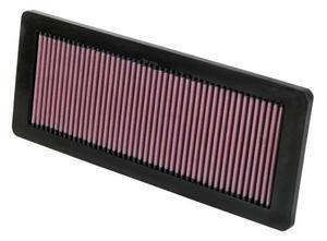 Filtr powietrza wkładka K&N PEUGEOT 207 1.6L - 33-2936