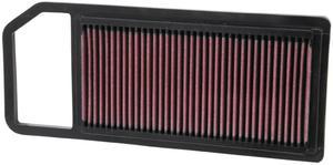 Filtr powietrza wkładka K&N PEUGEOT 407 2.0L - 33-2911