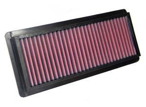 Filtr powietrza wkładka K&N PEUGEOT 807 2.0L Diesel - 33-2626