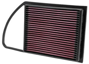 Filtr powietrza wkładka K&N PEUGEOT 3008 1.6L Diesel - 33-2975
