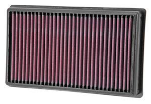 Filtr powietrza wk�adka K&N PEUGEOT 3008 2.0L Diesel - 33-2998
