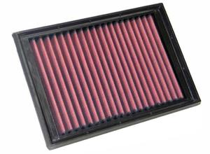 Filtr powietrza wk�adka K&N PEUGEOT 206 RC 2.0L - 33-2510