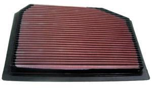 Filtr powietrza wkładka K&N PORSCHE 911 3.6L - 33-2731