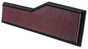 Filtr powietrza wkładka K&N PORSCHE 911 Carrera 3.6L - 33-2786