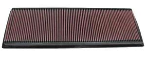 Filtr powietrza wkładka K&N PORSCHE 911 GT2 3.6L - 33-2189