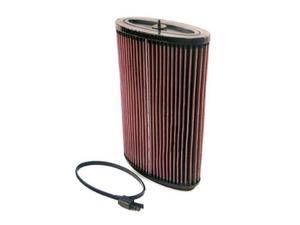 Filtr powietrza wkładka K&N PORSCHE Cayman 2.9L - E-2295