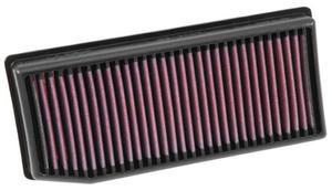 Filtr powietrza wkładka K&N RENAULT Captur 1.5L Diesel - 33-3007