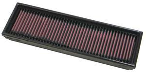 Filtr powietrza wkładka K&N RENAULT Clio II 1.9L Diesel - 33-2215
