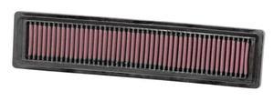Filtr powietrza wkładka K&N RENAULT Clio III 1.2L - 33-2925