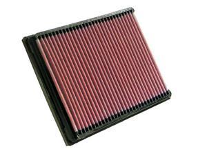Filtr powietrza wkładka K&N RENAULT Laguna II 2.2L Diesel - 33-2237