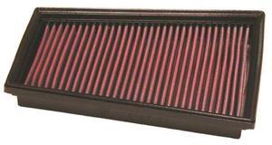 Filtr powietrza wk�adka K&N RENAULT Megane III 1.9L Diesel - 33-2849