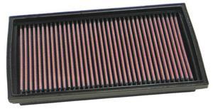Filtr powietrza wk�adka K&N SAAB 3-Sep 2.3L - 33-2166