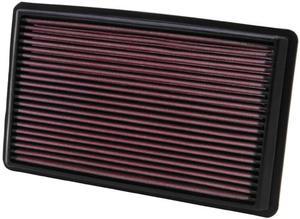 Filtr powietrza wkładka K&N SUBARU Impreza WRX 2.5L - 33-2232