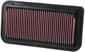Filtr powietrza wk�adka K&N TOYOTA Corolla 1.4L - 33-2252