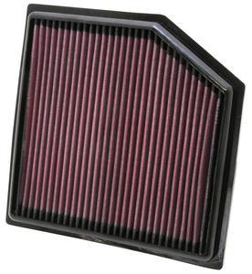 Filtr powietrza wkładka K&N TOYOTA RAV4 IV 2.2L Diesel - 33-2452