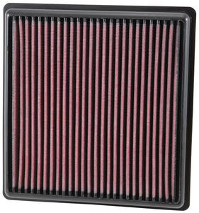 Filtr powietrza wkładka K&N VAUXHALL Adam 1.2L - 33-3011