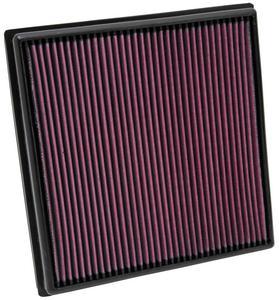 Filtr powietrza wkładka K&N VAUXHALL Astra MK6 1.7L Diesel - 33-2966
