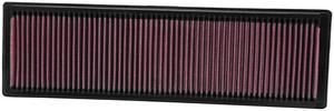 Filtr powietrza wk�adka K&N VOLKSWAGEN Golf VI 2.5L - 33-2331