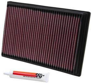 Filtr powietrza wk�adka K&N VOLKSWAGEN Polo 1.6L - 33-2649