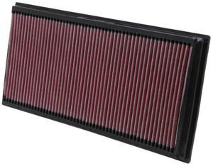 Filtr powietrza wk�adka K&N VOLKSWAGEN Touareg 6.0L - 33-2857