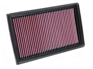 Filtr powietrza wkładka K&N VOLVO C30 2.0L Diesel - 33-2886