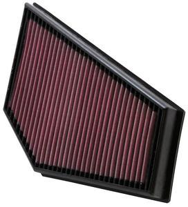 Filtr powietrza wkładka K&N VOLVO C30 2.4L Diesel - 33-2976