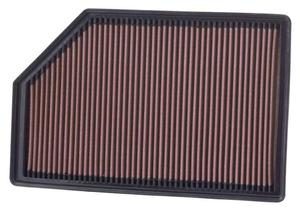 Filtr powietrza wkładka K&N VOLVO V70 III 2.4L Diesel - 33-2388